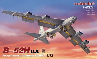 Picture of B-52H U.S. Stratofortress strategic Bomber